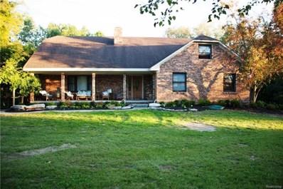 13566 Crooked Creek Drive, Green Oak Twp, MI 48178 - MLS#: 218094999