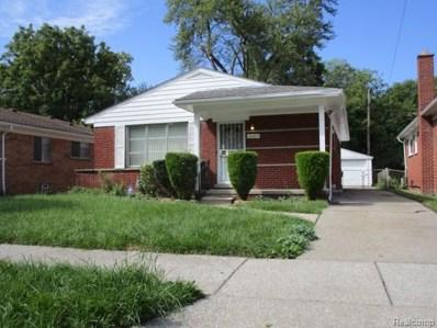 18497 Burt Road, Detroit, MI 48219 - MLS#: 218095000