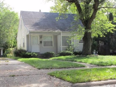 20010 Grandview Street, Detroit, MI 48219 - MLS#: 218095002