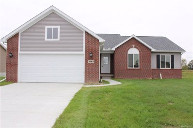 3025 Maple Creek Drive, Richfield Twp, MI 48423 - MLS#: 218095012