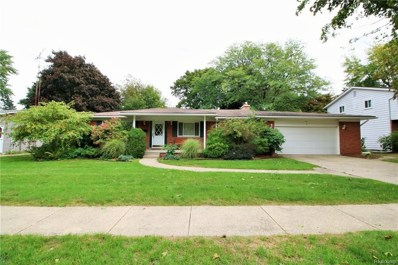 522 Cherrywood Drive, Flushing, MI 48433 - MLS#: 218095092