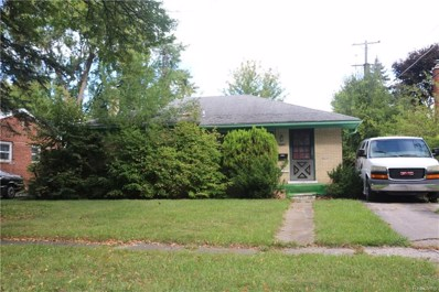 1720 Marlowe, Flint, MI 48504 - MLS#: 218095108