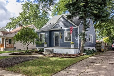 1863 Griffith Avenue, Berkley, MI 48072 - MLS#: 218095125
