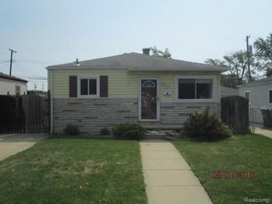 7911 Pine Street, Taylor, MI 48180 - MLS#: 218095142