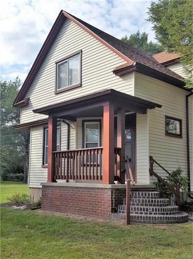22945 Leewright Avenue, Southfield, MI 48033 - MLS#: 218095158
