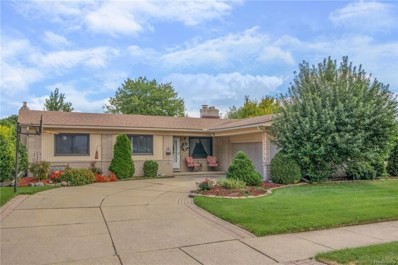 40110 Donahue, Clinton Twp, MI 48038 - MLS#: 218095170