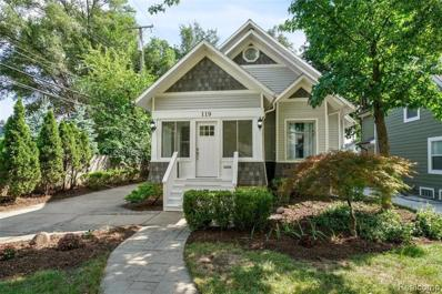 119 Crane Avenue, Royal Oak, MI 48067 - MLS#: 218095204