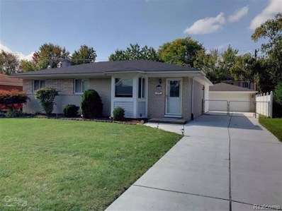 40871 Colony Drive, Sterling Heights, MI 48313 - MLS#: 218095258