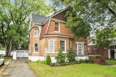 17159 Bentler Street, Detroit, MI 48219 - MLS#: 218095265