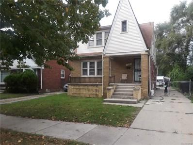 11401 Mark Twain Street, Detroit, MI 48227 - MLS#: 218095465