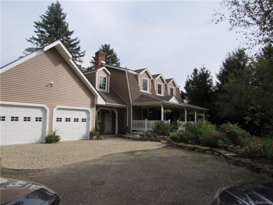 1880 Granger, Oxford twp, MI 48371 - MLS#: 218095491