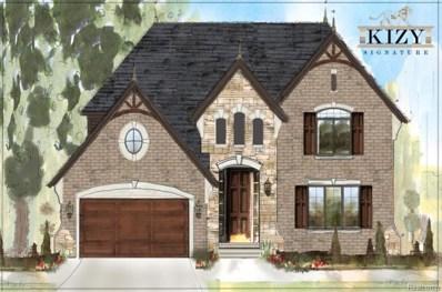 599 Curzon Road, Rochester Hills, MI 48307 - MLS#: 218095525