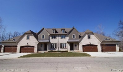 4165 Oak Arbor Court UNIT 19, Oakland Twp, MI 48306 - MLS#: 218095622