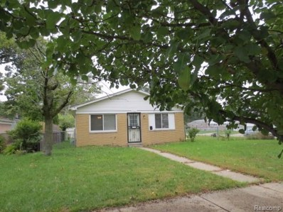 27465 Lorenz Street, Madison Heights, MI 48071 - MLS#: 218095662