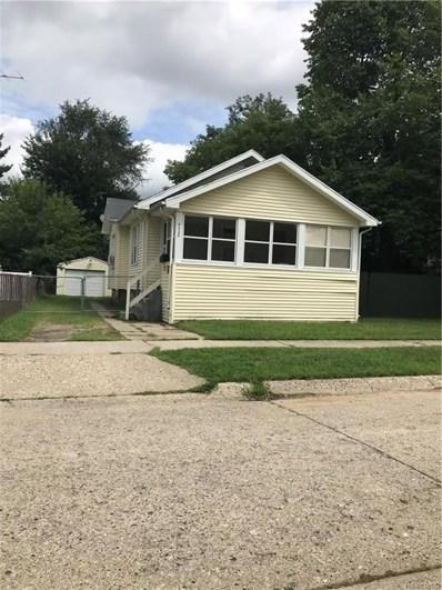 4325 Custer Avenue, Flint, MI 48507 - MLS#: 218095709