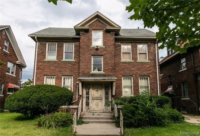 1724 Seyburn Street, Detroit, MI 48214 - MLS#: 218095765