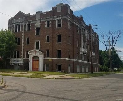 3204 Gladstone Street, Detroit, MI 48206 - MLS#: 218095810