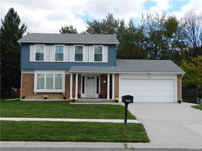 5815 New Meadow Drive, Ypsilanti Twp, MI 48197 - MLS#: 218095862