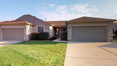 13749 Provincial Drive UNIT 35, Sterling Heights, MI 48313 - MLS#: 218095962