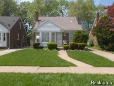 16581 Winthrop Street, Detroit, MI 48235 - MLS#: 218096054