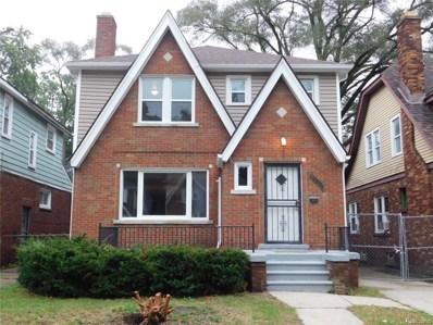 16230 Roselawn Street, Detroit, MI 48221 - MLS#: 218096074