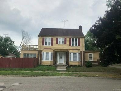 3516 Devonshire Road, Detroit, MI 48224 - MLS#: 218096136