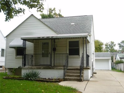 4439 Mildred, Wayne, MI 48184 - MLS#: 218096178