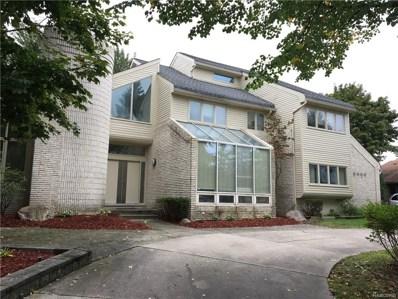 6460 Summer Court, West Bloomfield Twp, MI 48322 - MLS#: 218096198