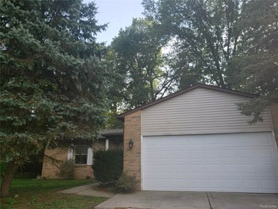 523 Oak Ridge Drive Drive, Brighton, MI 48116 - MLS#: 218096237