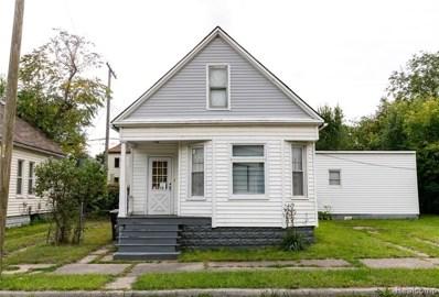 3841 Rolf Pl, Detroit, MI 48214 - MLS#: 218096247
