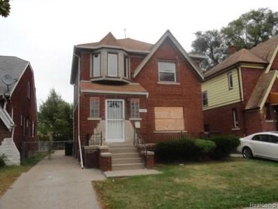 17184 Washburn Street, Detroit, MI 48221 - MLS#: 218096248