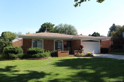 14253 Edshire Drive, Sterling Heights, MI 48312 - MLS#: 218096277