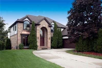 3636 Aynsley Drive, Rochester Hills, MI 48306 - MLS#: 218096291