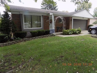 25163 Anchorage Street, Harrison Twp, MI 48045 - MLS#: 218096336