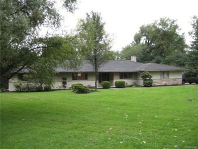 30670 Rushmore Circle, Franklin Vlg, MI 48025 - MLS#: 218096350