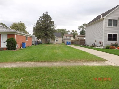 5752 Colonial Street, Dearborn Heights, MI 48127 - MLS#: 218096422