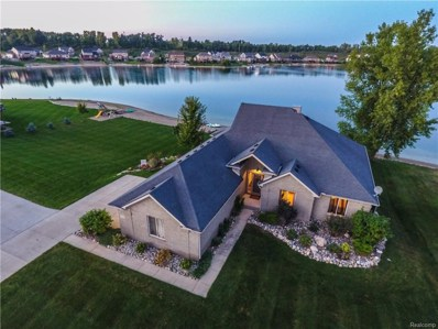 1520 Glass Lake Circle, Oxford Twp, MI 48371 - MLS#: 218096436