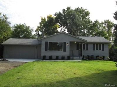 505 Amberwood Street, Auburn Hills, MI 48326 - MLS#: 218096437