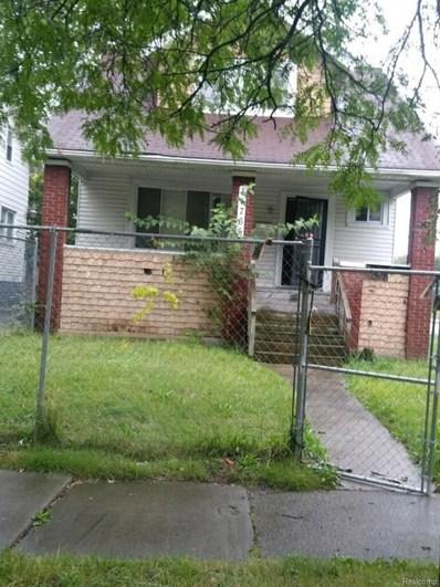 11765 Hartwell Street, Detroit, MI 48227 - MLS#: 218096449