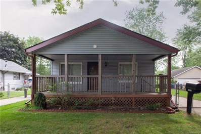 19342 Brady, Redford Twp, MI 48240 - MLS#: 218096463