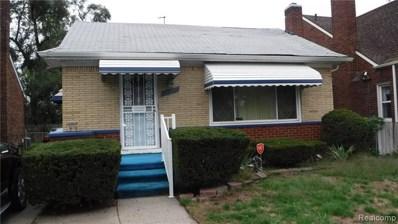 10320 Curtis Street, Detroit, MI 48221 - MLS#: 218096508