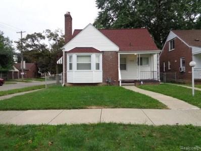18603 Ferguson Street, Detroit, MI 48235 - MLS#: 218096538