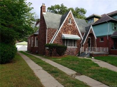 17376 Greenlawn Street, Detroit, MI 48221 - MLS#: 218096589