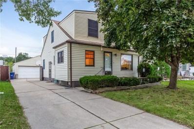 17038 Brinson Street, Riverview, MI 48193 - MLS#: 218096599