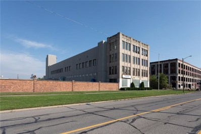 1600 E Grand Blvd UNIT 305, Detroit, MI 48211 - MLS#: 218096630