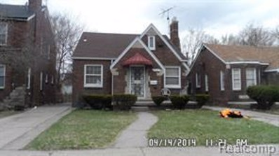 9733 Somerset Avenue, Detroit, MI 48224 - MLS#: 218096651