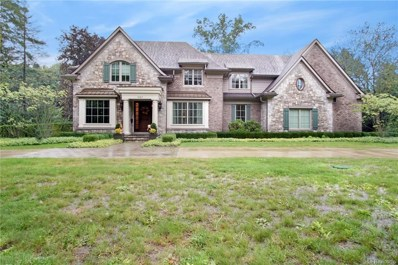1187 N Cranbrook Road, Bloomfield Twp, MI 48301 - MLS#: 218096662
