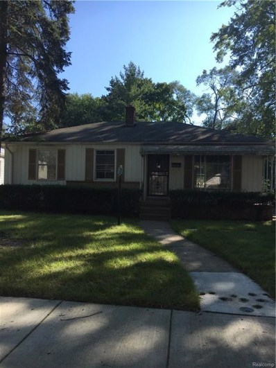 20440 Grandview Street, Detroit, MI 48219 - MLS#: 218096679