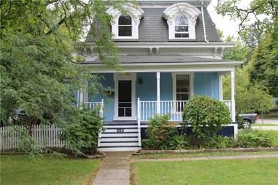 283 W Saint Clair Street, Romeo Vlg, MI 48065 - MLS#: 218096688