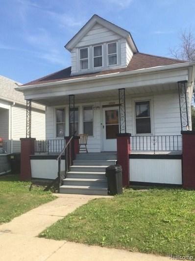 3840 Talbot Street, Detroit, MI 48212 - MLS#: 218096721